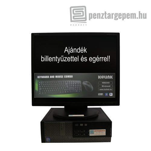 Üzleti PC konfiguráció WINDOWS 10 és 1 év garancia (használt)