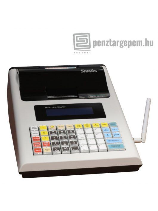 HASZNÁLT SAM4S NR-240 online pénztárgép (Engedély száma: A171) GYÁRI GARANCIÁVAL