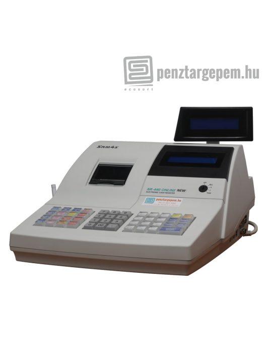 SAM4S NR-440 online pénztárgép (Engedély száma: A155)