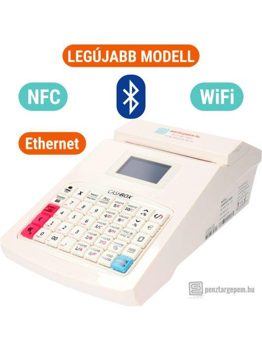 CASHBOX Base online pénztárgép FEHÉR (Engedély száma: A240)