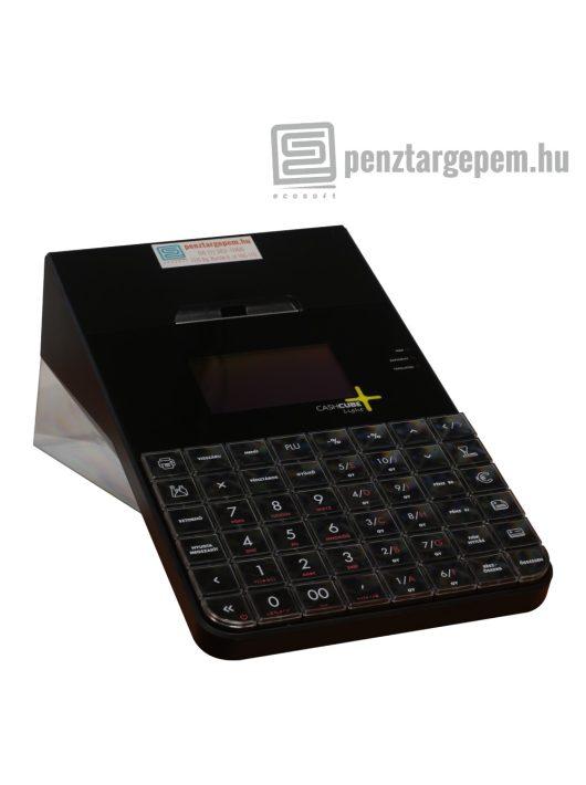 CASHCUBE Light PLUS Fekete online pénztárgép (Engedély száma: A178)