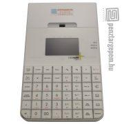 CASHCUBE Light PLUS FEHÉR online pénztárgép (Engedély száma: A178)