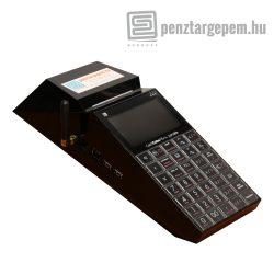 HASZNÁLT CASHCUBE mini hordozható online pénztárgép (Engedély száma: A193)
