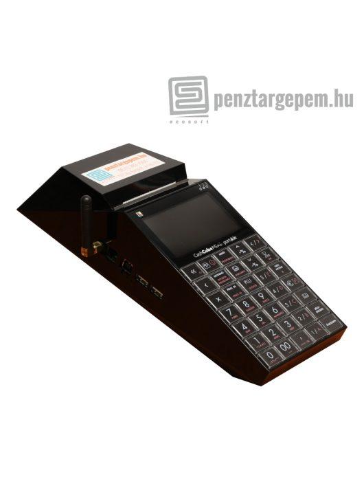 HASZNÁLT CASHCUBE mini hordozható online pénztárgép  6 hónap garanciával (Engedély száma: A193)