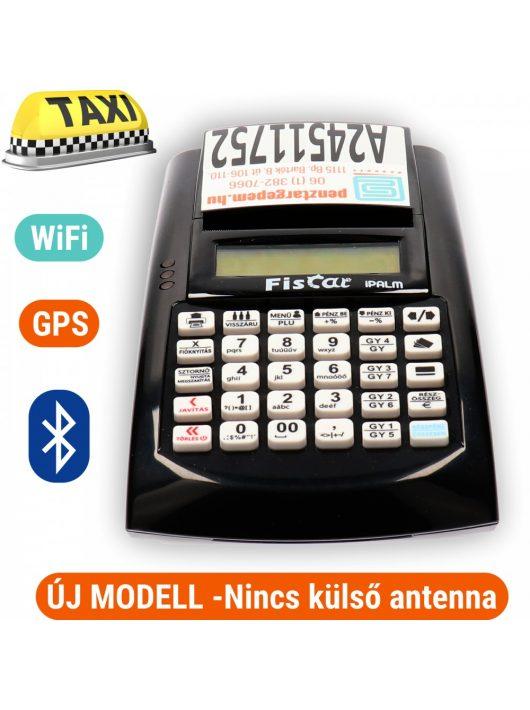 Fiscat iPalm + GPS + WIFI hordozható online pénztárgép (Engedély száma: A245)