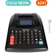 Fiscat Neon+ online pénztárgép (Engedély száma: A180) - KIFUTOTT, amíg nem jön meg az új modell, addig CashBox ezen az áron!