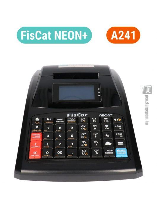 Fiscat Neon+ WIFI + Bluetooth + NFC online pénztárgép (Engedély száma: A241, korábban A180 )
