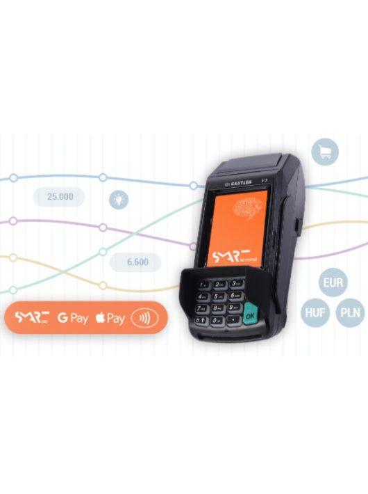 PSC POS Smart Terminál SIM kártyával
